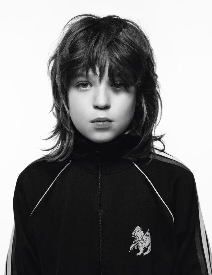 meet the rock star kids | Ace Billy wears all clothing model's own.   Ace Billy Howlett, 10 Parents Natalie Appleton (All Saints), Liam Howlett (The Prodigy).