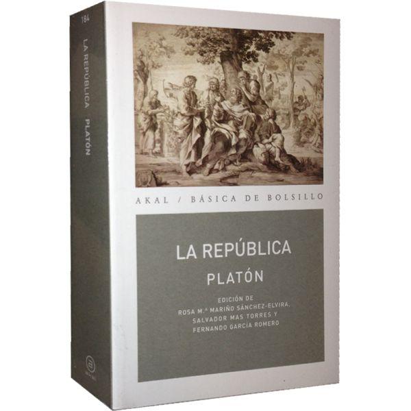 """""""LA REPÚBLICA"""" - Platón"""