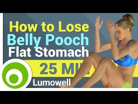YouTube Lumowell how do lose belly pooch