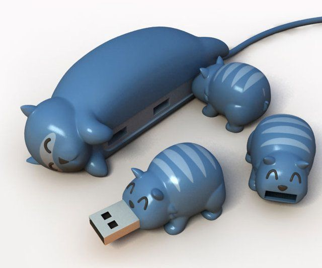 Awesome USB hub!