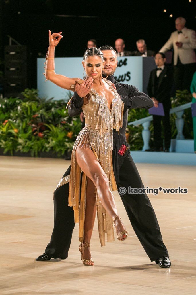 63826f8c52eed Pin by Marie Righetti on Costume | Ballroom dance dresses, Dance costumes, Latin  ballroom dresses