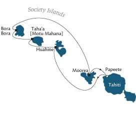 Tahiti, Bora Bora & Society Islands Cruises | Paul Gauguin Cruises
