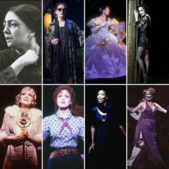 Sunset Boulevard Quotes: Best Actress: Donna Murphy-Passion, Glenn Close-Sunset
