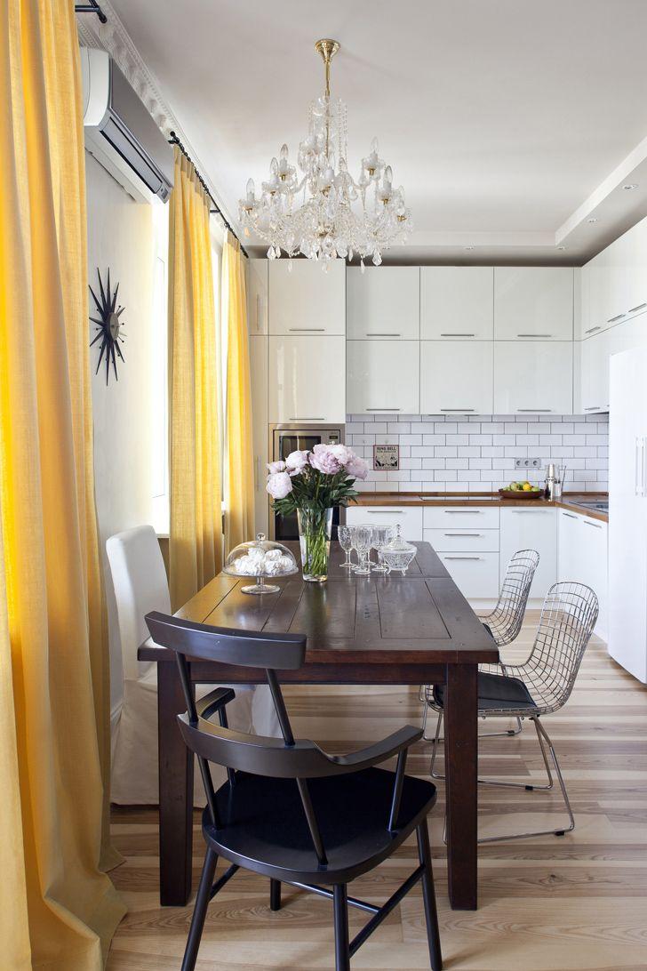 Московская квартира семьи декоратора – Красивые квартиры