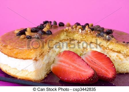 Stock photo available for sale at Can Stock Photo:  Cheescake Closeup - stock image, images, royalty free photo, stock photos, stock photograph, stock photographs, picture, pictures, graphic, graphics