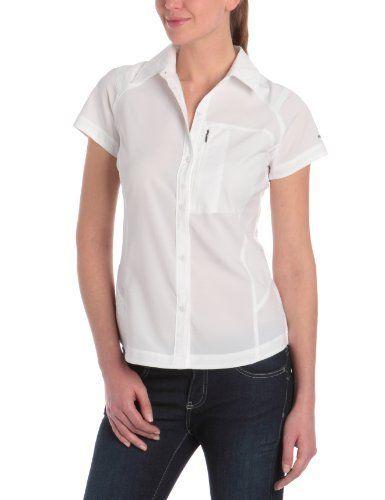 Intéressé(e) par les vêtements de randonnée ? Profitez de nos promotions femme de -20% à -50%*. Visitez également notre boutique Randonnée et Camping.  Columbia Silver Ridge Short Sleeve Shirt Chemise manches courtes femme Columbia, http://www.amazon.fr/dp/B0058Z1E7U/ref=cm_sw_r_pi_dp_5w.rsb1ZC0YB7