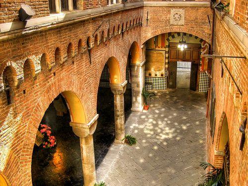 Palazzo San Giorgio (Genoa - Italy)