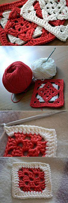 gancio movente. Lavoro a maglia per il comfort domestico. MK. ☂ᙓᖇᗴᔕᗩ ᖇᙓᔕ☂ᙓᘐᘎᓮ http://www.pinterest.com/teretegui