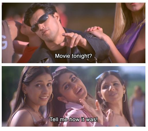 When the sass queens of Bollywood are responsible for you being single.
