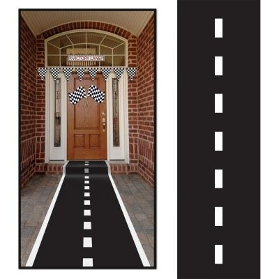 Racetrack Runner - Racing Party Supplies - by Bulk Party Supplies