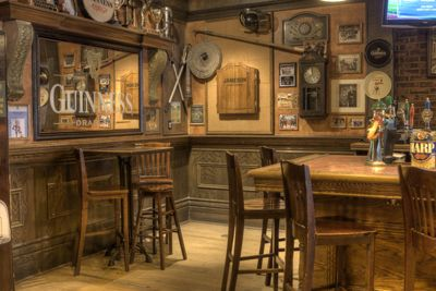 irish pub decor - Google Search