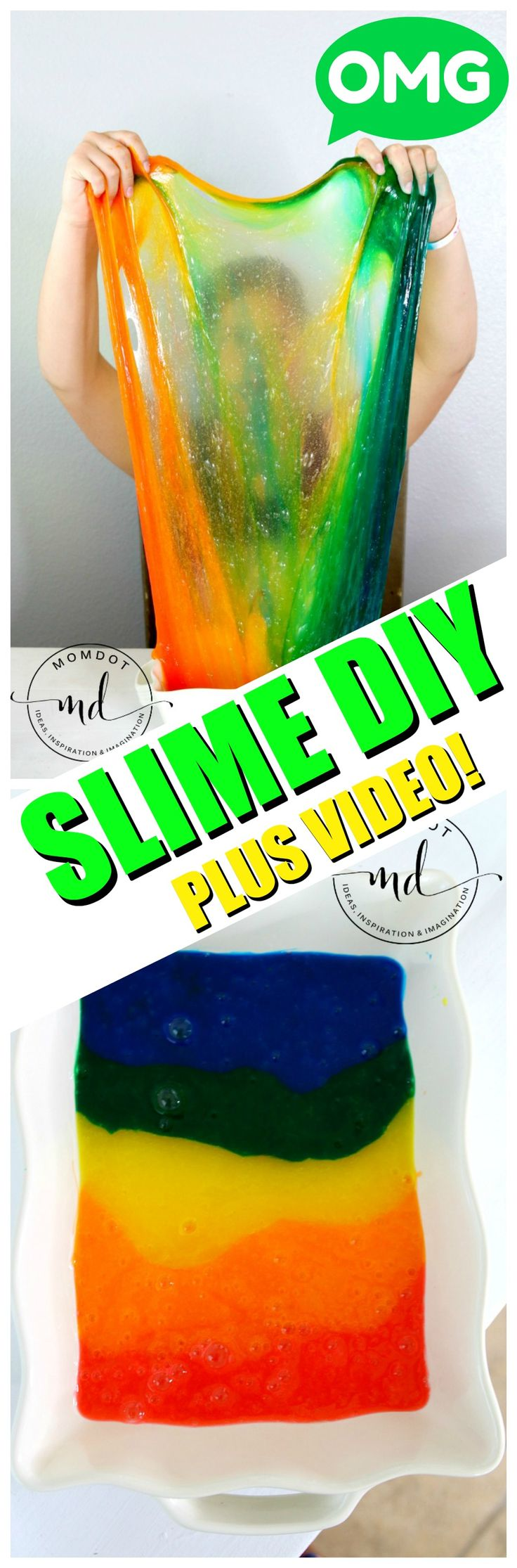 Best Slime Recipes For Making Slime With Kids For Science: 1043 Best Slime Recipes Images On Pinterest