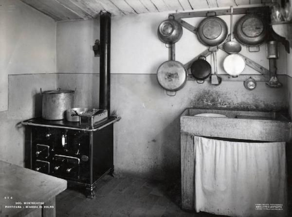 46 best vecchie cucine images on Pinterest | Black kitchens, Fruit ...