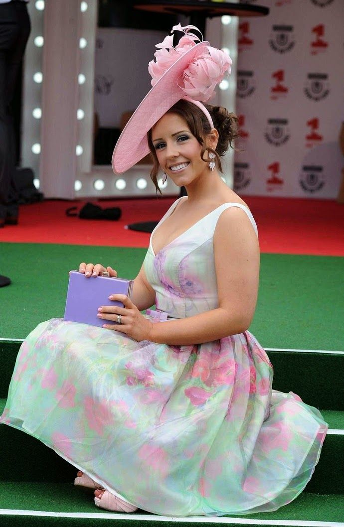 Fashion at the races Horse Racing Fashion Best Dressed Lady Aintree Grand National  www.furlongfashion.com
