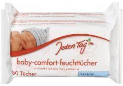 myTime Angebote Jeden Tag Baby Comfort Feuchttücher sensitive: Category: Baby > Windeln & Wickeln > Pflegetücher &…%#lebensmittel%