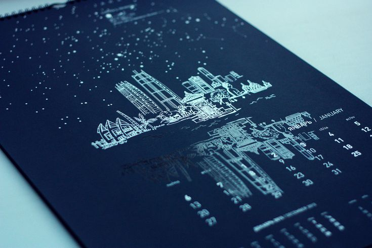 https://flic.kr/p/tg5KVx | Neftehim Calendar design 2014