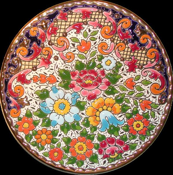 Spanish Handmade Plates