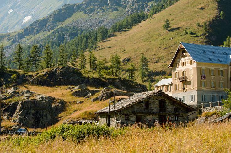 """Summer Memories - Last summer in """"Val della Mussa"""", Piemonte, Italy."""
