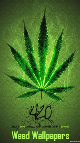 popular weed wallpapers - photo #32