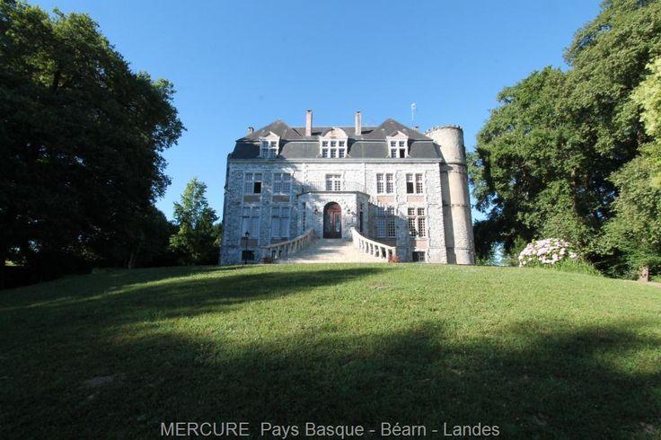 France - Vente château BIDACHE - 64918vm