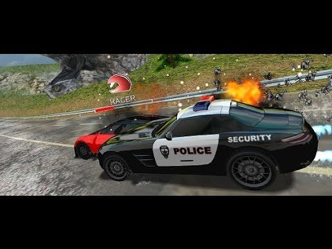 juego de carreras carros vs policia para nios racers vs cops