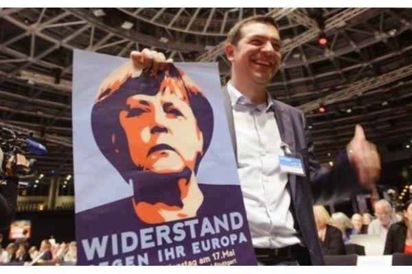 Satu Harapan: Istri PM Yunani Ternyata Anggota Partai Komunis