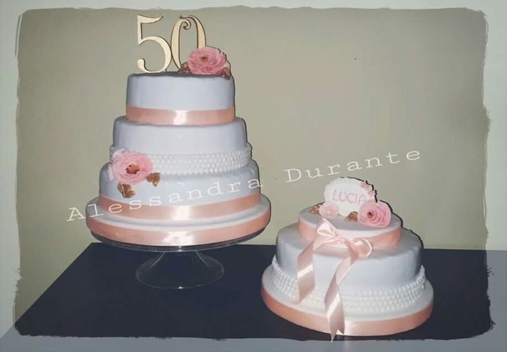 #cake #Party #birthey #50anni #delicatezza #handmade #withlove #alessandradurante