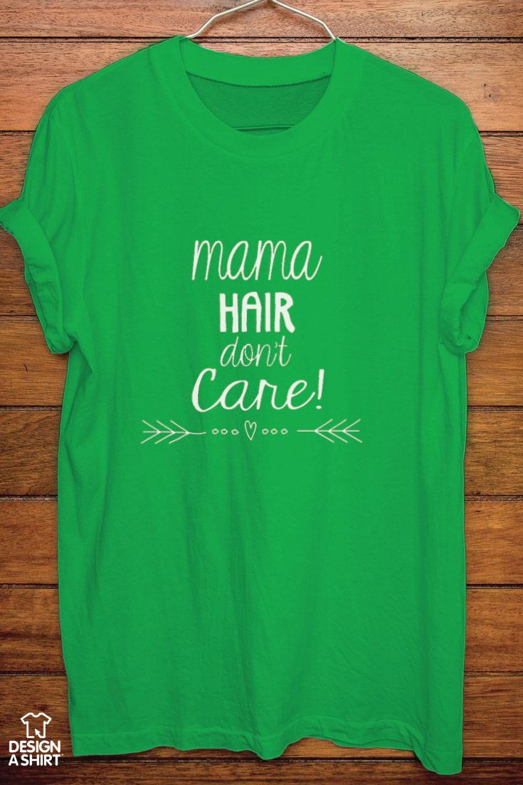 Design your own t-shirt hanes - Make A Custom T Shirt For Your Mama Or Use This Template At