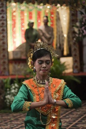 Bugis Woman,  Sulawesi Selatan Province, Indonesia.