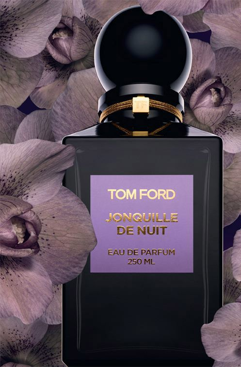 Jonquille de Nuit Tom Ford perfume - a new fragrance for women and men 2012