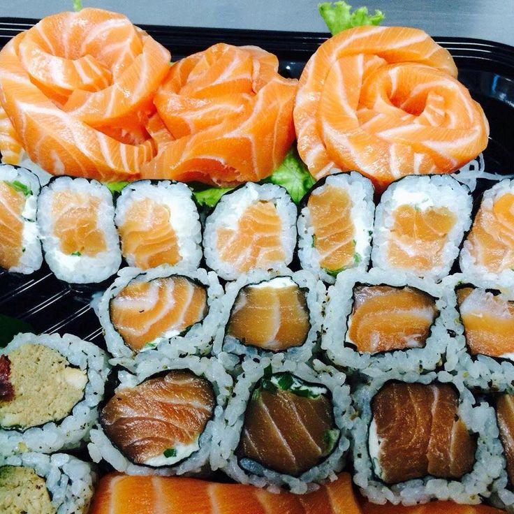 Sushi NaMoto Gastronomia Porto Alegre Guia Festa