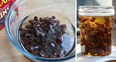 Daily Health Tips: Make Raisin Water To Detoxify Your Liver And Cleanse Your Intestines – Recipe