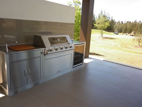 168 best modular outdoor kitchen units images on pinterest for Outdoor kitchen units uk
