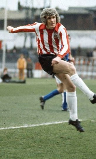 Alan Woodward of Sheffield Utd in 1973.