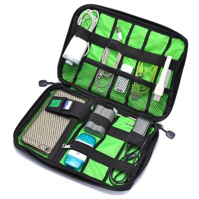 Share and Get It FREE Now | Join Gearbest |   Get YOUR FREE GB Points and Enjoy over 100,000 Top Products,Digital Accessories Storage Pouch Case Travel Organizer Bag