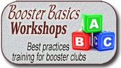 National Booster Club Training Council