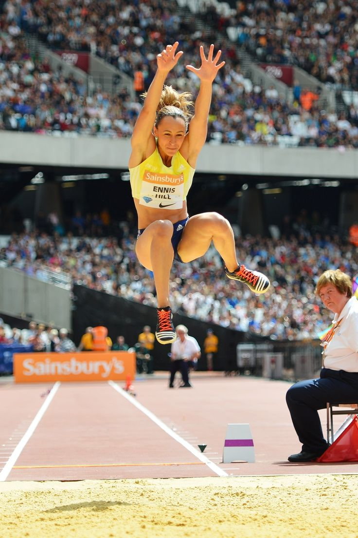 July 25 Jessica Ennis-Hill sets a three-season best in the heptathlon at the Anniversary Games, which mark three years since London hosted the Olympics.