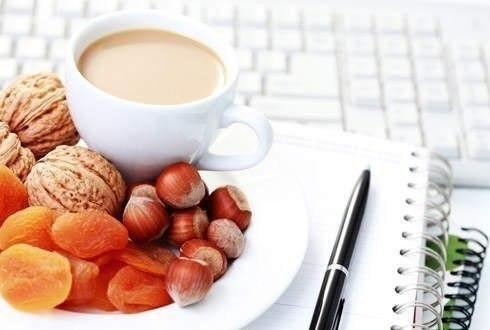 12 здоровых перекусов, которые снабдят вас энергией. / Обо всем / Блоги Миллион Меню