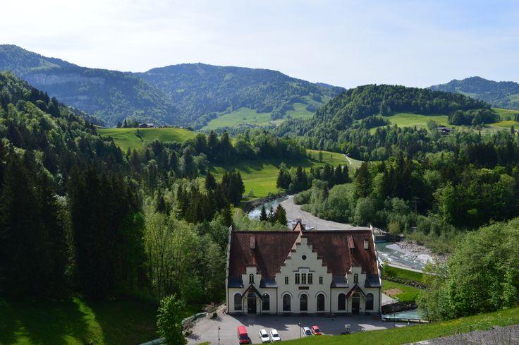 Andelsbuch, Austria
