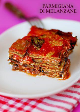 parmigiana di melanzane (ancora!)