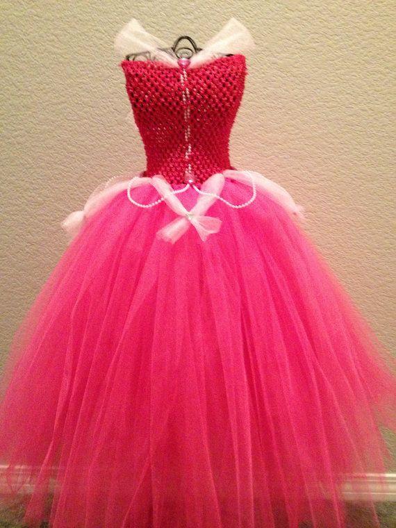 @Adrienne Noble Sleeping Beauty Tutu Dress