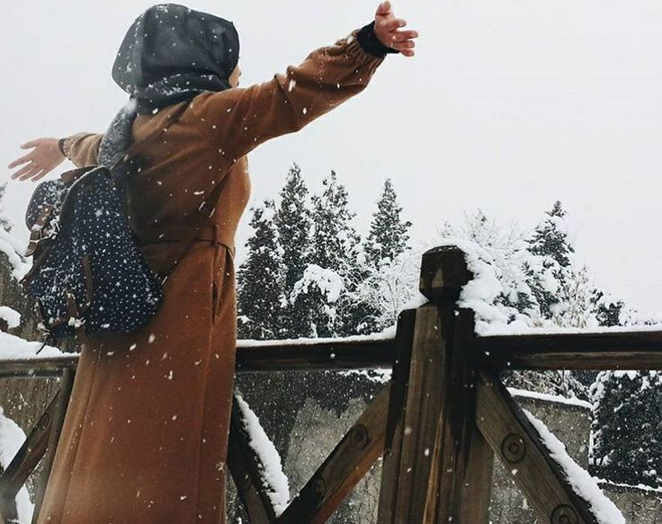 العزلة مع الشتاء شيئاً لا يشترى بالمال