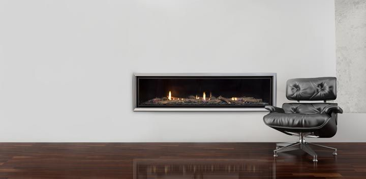 What is an insert fireplace? Our DX1500 gas fire inserts into the wall ;)