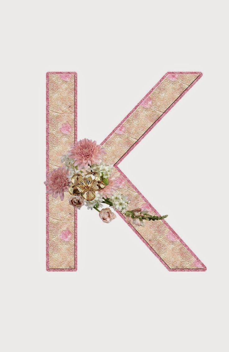164 best images about letras y alfabeto on pinterest for Plantas decorativas