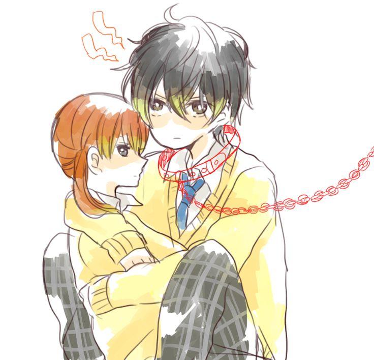 shizuku and haru relationship