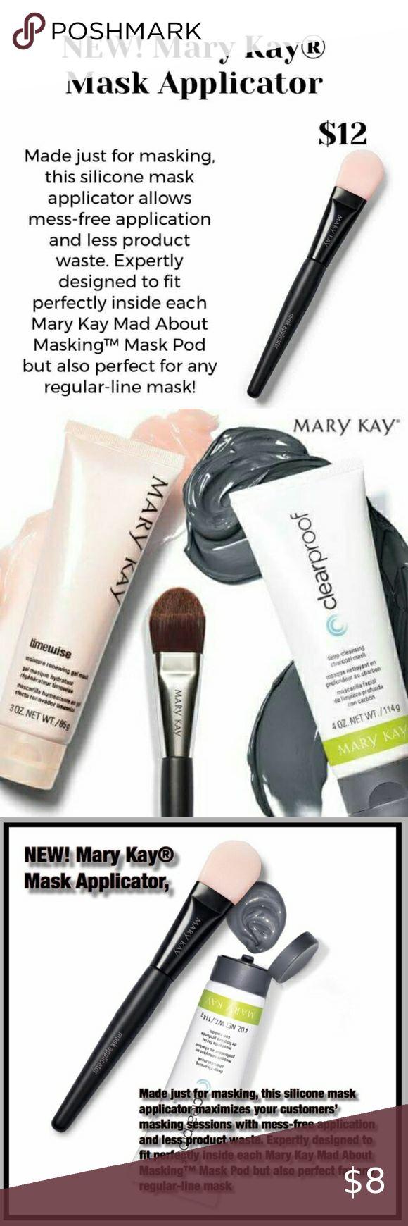 Mary Kay® Mask Applicator in 2020 Mary kay, Mary kay
