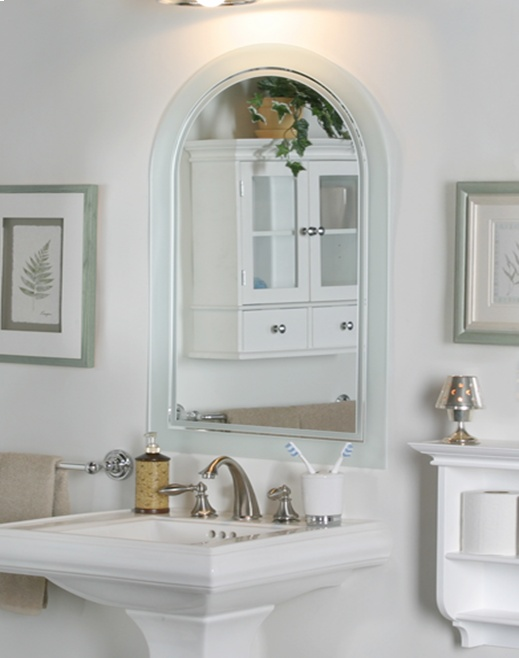 1000 Images About Bathroom Mirrors On Pinterest Oval Mirror Arches And Circles