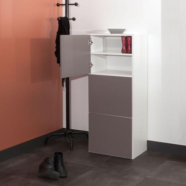 les 25 meilleures id es de la cat gorie meuble chaussure sur pinterest tag res chaussures. Black Bedroom Furniture Sets. Home Design Ideas