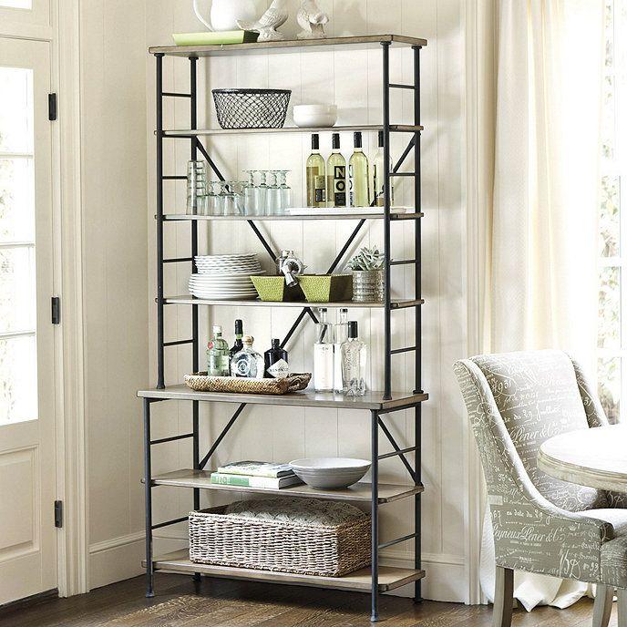 Sonoma Bookcase Bookcase Home Furniture Ballard Designs