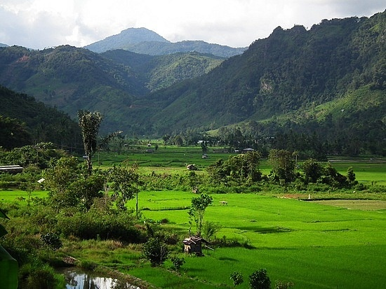 Harau Valley, Sumatra, Indonesia